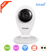 Original Sricam SP009A 720P H 264 Wifi 1 0 Megapixel Wireless Wifi Security IP Camera Motion