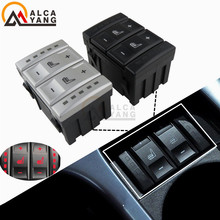Nuevo interruptor para calentador de asiento eléctrico de 2 colores para Ford Mondeo MK3 S-Max 6M2T-19K314-AC 6M2T19K314AC de alta calidad