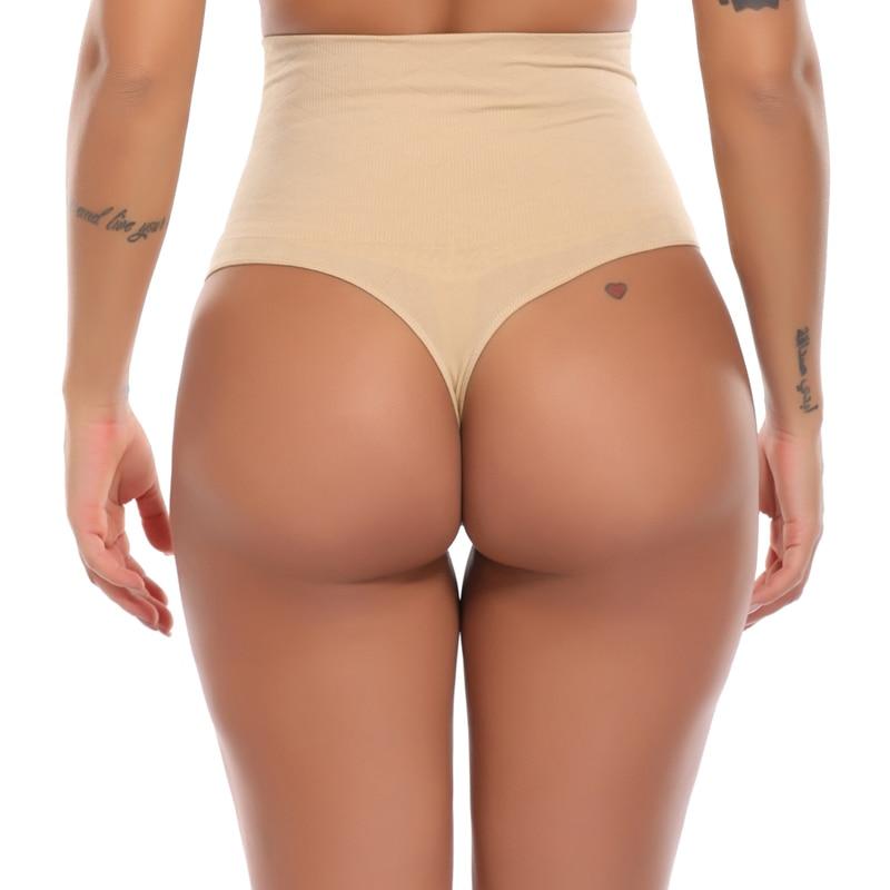 0885288e81 Miss Moly Women s High Waist Cincher Girdle Tummy Control Body Shaper  Slimmer Sexy Thong Panty Shapewear waist trainer Corset