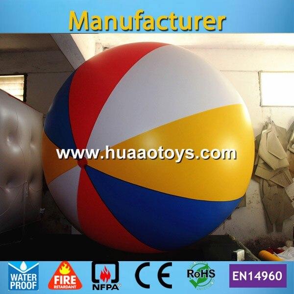 Free Shipping 100cm Giant PVC Beach Ball Inflatable Beach Ball for sale(30pcs)