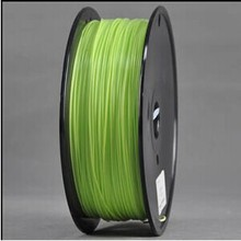 abs filament for FDM 3d printer hot sale 1 75mm ABS Peak Green