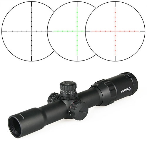 Hot Sale 1.5-4*28 Tactical Rifle Scope For Hunting CL1-0165
