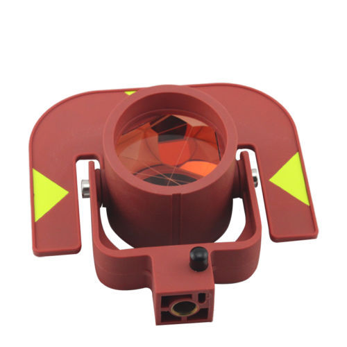 Details about RED Single prism for  total station details about red single prism for type total station