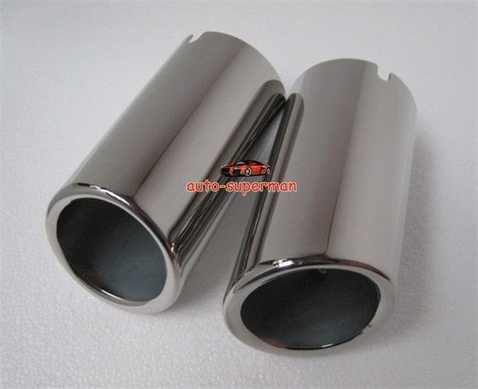 Chrome Exhaust Tip For Vw Golf 6 Mk6 Variant Jetta Sportwagen 2010 2011 2012 2013in Chromium Styling From Automobiles Motorcycles On Aliexpress: 2011 Vw Golf Tdi Exhaust At Woreks.co