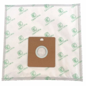 Image 2 - Cleanfairy 15pcs vacuum cleaner bags compatible with Samsung VP77 VP95,Nilfisk coupe neo 50,55,Bissell type 32115 6900 Series