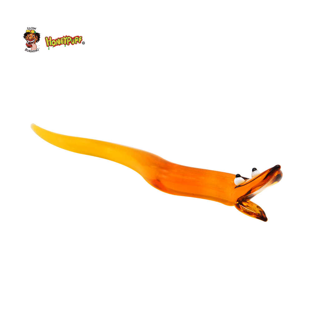 HONEYPUFF Cutlass Glass Dabbler 4.41Inch Wax Dab Tool Thick Pyrex Dabber Tools Quartz Banger Nails Dab Rigs Wholesale Water Pipe