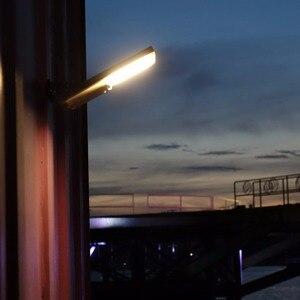 Image 4 - HEX 780X חם לבן כל אחד עמיד למים יום/לילה חיישן 3 מצבי כוח שמש מופעל LED רחוב אור שמש חיצוני אור