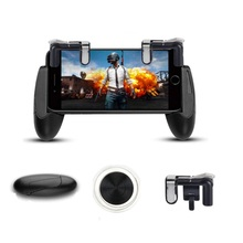 EastVita PUBG Gaming Trigger Phone Game Mobile Controller Gamepad Tools for Android IOS Joystick for mobile phone game r28