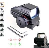 Holographic Sight Red Dot Scope Riflescope For Hunting Gun Air Gun