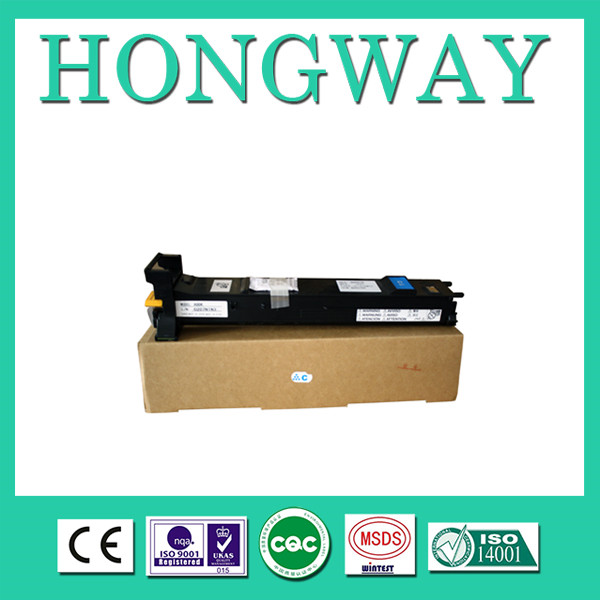 Compatible color toner cartridge TN318 for  Konica Minolta  BIZHUB C20 , 160g toner powder each color with chips тонер konica minolta tn 710 для bizhub 601 751 55000стр