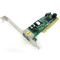 V.92 56 K внутренний PCI факс данных голосовой модем