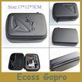 Gopro waterproof bag Gopro hero 2/3/3+(Plus) Shockproof Portable Case bag For Gopro Accessories Camera Bags
