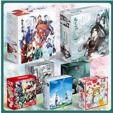 New Anime Tokyo Ghoul Oneชิ้นชุดถ้วยน้ำโปสการ์ดสติกเกอร์โปสเตอร์ของขวัญหรูหราของขวัญกล่องอะนิเมะรอบ