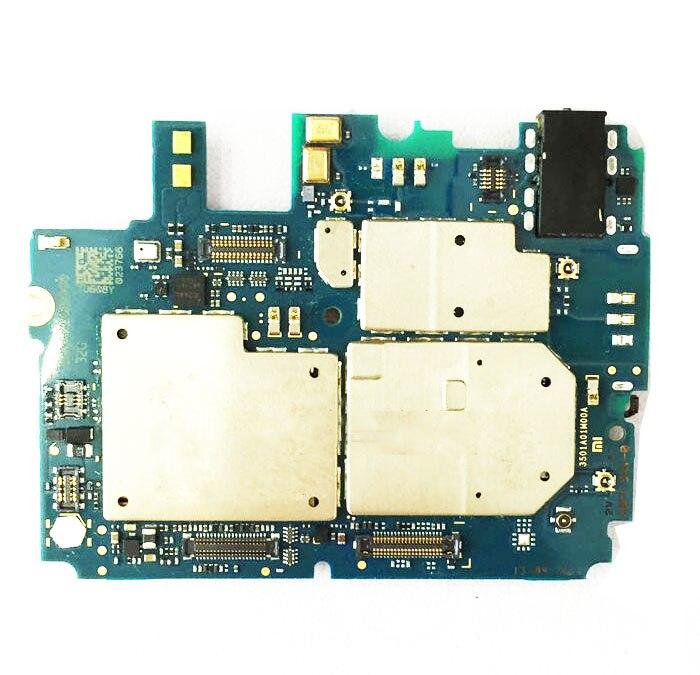 Y mi tn Mobile Électronique panneau carte mère Carte Mère débloqué avec puces Circuits flex câble pour xiaomi 5 mi 5 M5 32 GB 64 GB 128 GB