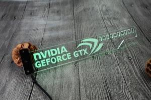 """Image 2 - אקריליק סוגר להשתמש עבור סד GPU כרטיס גודל 280*45*6 מ""""מ להשתמש עבור לתקן וידאו כרטיס 5050 RGB אור להתחבר הילה 4PIN 5050 RGB כותרת"""