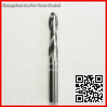 5*22mm 2 Flute Ball nose End Mill Cutter CNC Bit