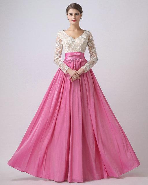 MODELO REAL Kate Middleton Vestido Barato Largo Vestido de Noche ...