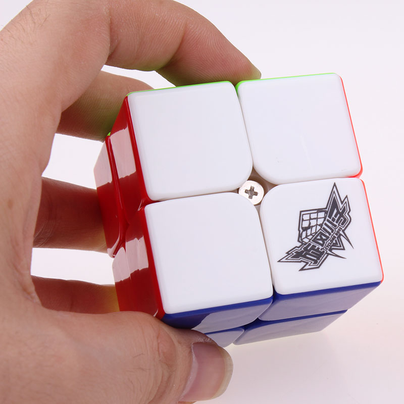 Cyclone Boys Professional Speed Magic Cube 2x2x2 Klisterlös - Spel och pussel - Foto 5