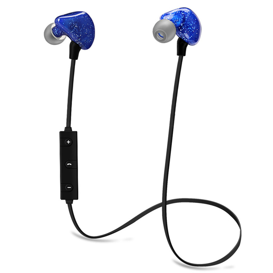 buy bq97 sports bluetooth headphone v4 2 wireless stereo bass headset earhook. Black Bedroom Furniture Sets. Home Design Ideas