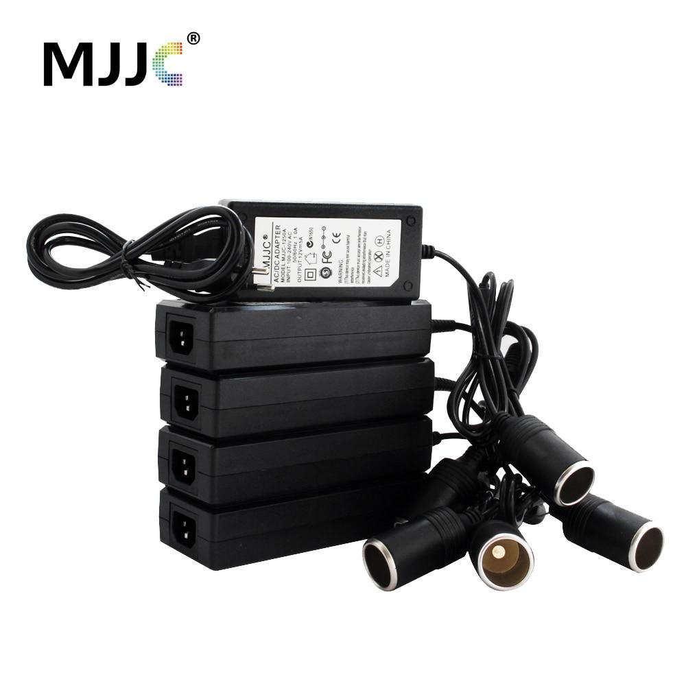 Auto Zigarette Leichter AC Adapter 12 v 10A 110 v 220 v zu 12 v 5A Power Adapter Konverter Inverter DC Zigarette Transformator Leichter