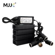 Автомобильный прикуриватель AC адаптер В 12 В 10A 110 V 220 V В до 12 В 5A адаптер питания конвертер инвертор DC T трансформатор зажигалка