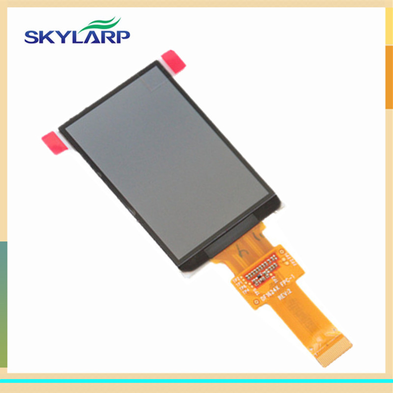 Original 2.6 inch LCD display screen DF1624X FPC-1 RE:V For GARMIN edge 810 (Without backlight) (without touch)