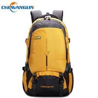 Chuwanglin 45L men travel bags fashion waterproof backpack mens large capacity male backpack schoolbag Laptop bag A5202