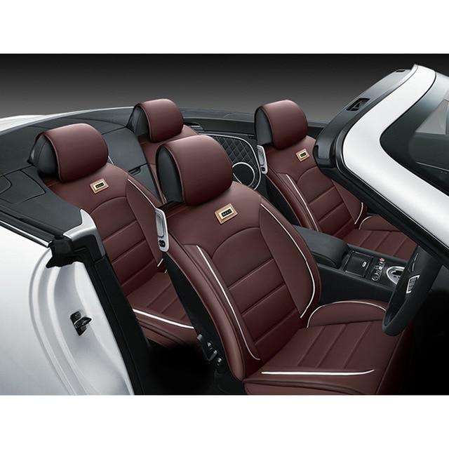 """""""Custom Fit Car Seat Cover For BMW 5 Series E60 E61 520i"""