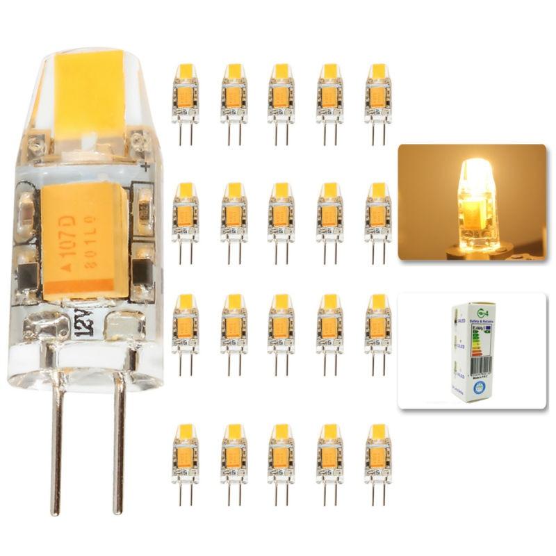 20Pcs/lot 2015 G4 AC DC 12V Led bulb Lamp SMD 3W Replace halogen lamp light 360 Beam Angle luz lampada led