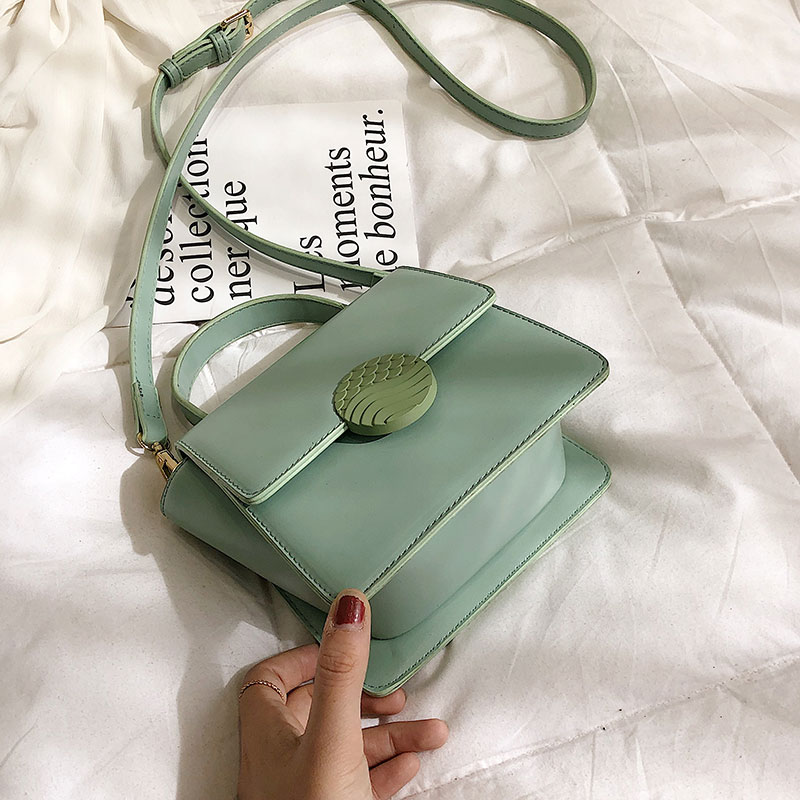Bag for women Advanced sense 2019 new Korean version of the wild wild shoulder bag texture portable fashion small square bagBag for women Advanced sense 2019 new Korean version of the wild wild shoulder bag texture portable fashion small square bag