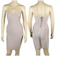 New Arrivals Cross Straps Out High Qualtiy Bandage Dress And Evening Dress Participate In Company Parties