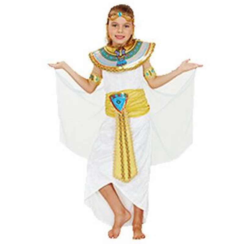 ancient egypt pharaoh queen costumes princess royal golden women men priest costume adult. Black Bedroom Furniture Sets. Home Design Ideas