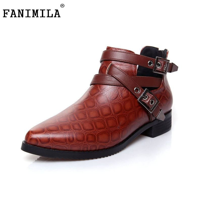 ФОТО Free shipping ankle half short natural real genuine leather high heel boots women snow warm shoes R4677 EUR size 31-44