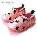 Обувь для маленьких мальчиков; Обувь для маленьких девочек; Эластичная Тканевая обувь для детей; Спортивная сникерсы на мягкой подошве на п...