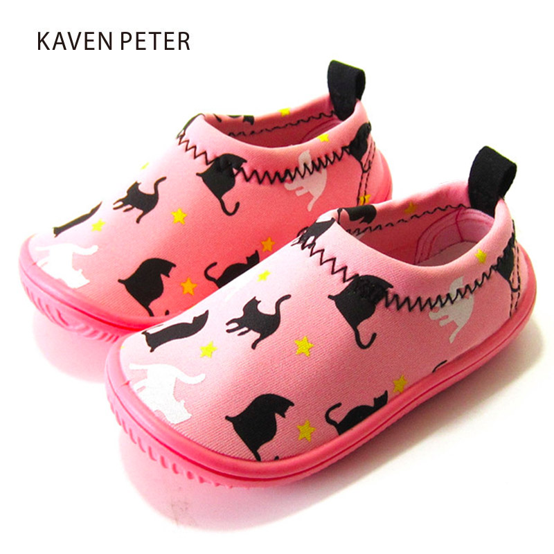 calidad asombrosa brillo de color los Angeles € 14.17 50% de DESCUENTO|Zapatos de bebé niño zapatos de Niña Zapatos de  tela elástica para niños zapatillas deportivas de pedal plano suela suave  ...