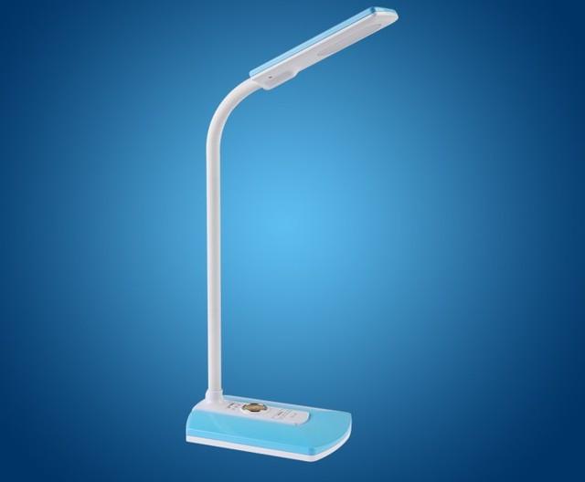 Desk Lamp Wattage: 7 Watts Blue led Desk Lamp Table Light LED Reading Lamp,Lighting