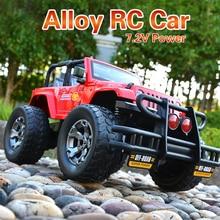 Keren 1:12 Remote Control Off-road Kendaraan 4 Saluran RC Mobil 339-1 kecepatan tinggi dengan led light alloy material anak anak hadiah terbaik