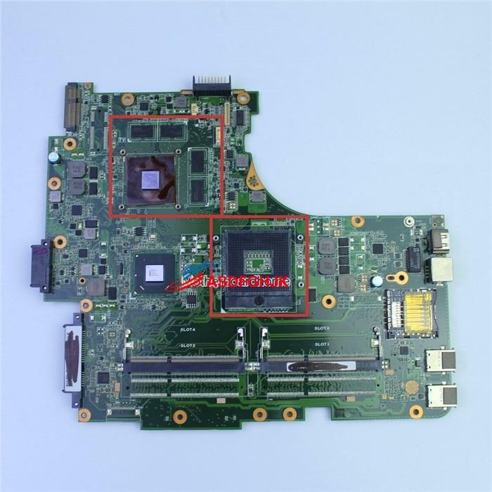 for asus N53S N53SM N53SV Motherboard Rev 2.2 2 RAM Slots GT540M 1GB 8 Memory fully tested