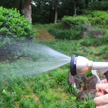Garden Water Sprayers for Watering Lawn Spray Water Nozzle Car Washing Cleaning Sprinkle Tools LFD цена