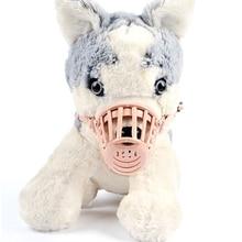 Dog Plastic Mouth Muzzle (Anti-biting)