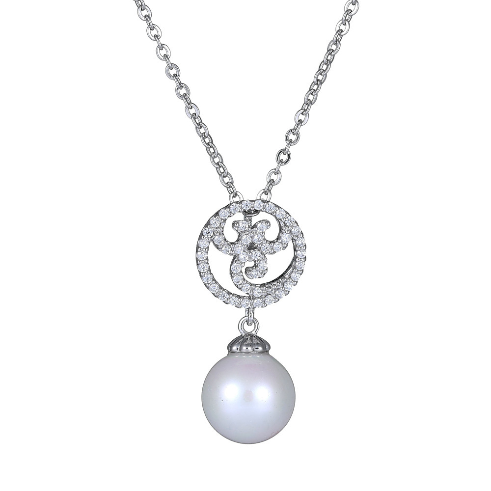 RONGQING 6pcs Lot High Quality Imitation Pearls Necklace For Women Girlfriends Birthday Gifts Collars