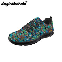 doginthehole Running Shoes for Men The Mad Scientist's Glass Flats Sport Sneakers Outdoor Lightweight Mesh Platform Shoes Male