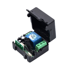 Newest Hot Wireless Universal Remote Control DC 12V Button R