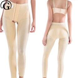 Bragas de cintura alta para mujer, moldeador de trasero, ropa interior Sexy, entrenador de cintura vientre, bragas de Control de cadera, moldeador abdominal