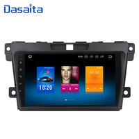 9 IPS Android 8.0 Car Radio for Mazda CX7 CX 7 CX 7 Navigation 2008 2009 2010 2011 2012 2013 2014 2015 Autoradio Steering Wheel