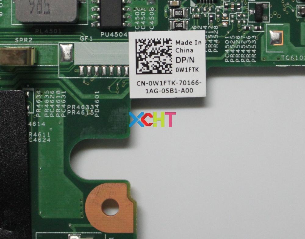 Image 3 - Для Dell Vostro 1440 V1440 W1FTK 0W1FTK CN 0W1FTK Материнская плата ноутбука тестирование-in Материнская плата для ноутбука from Компьютер и офис