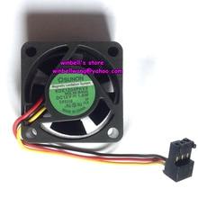 Fan Exchanger for 2950 KDE1204PKVX 12V 40--40--20-4cm 3wires Original