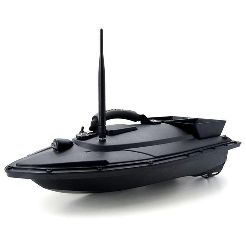 Détecteur de poisson bateau à poisson 1.5 kg chargement 500 m télécommande appâts de pêche bateau RC bateau hors-bord RC jouets (prise US)