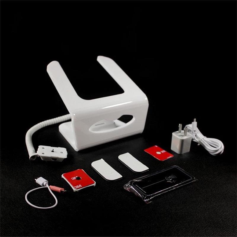 10 xTablet sécurité stand Ipad affichage d'alarme andriod anti vol titulaire de charge apple dispositifs de montage pour la vente au détail téléphone boutique pièce