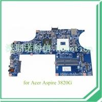 NOKOTION JM31-CP MB 09921-3 48.4HL01.031 MB. PV001.001 עבור acer aspire 3820 T 3820 לוח האם HM55 DDR3 ATI HD 5650 גרפיקה